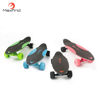 MaxFind cheap mini electric skateboard boosted for kids