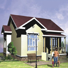 Hot sell thailand real estate for sale, new school dormitory design,high quality light steel villa design