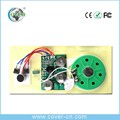 Recordable programmable sound chip for greeting cards