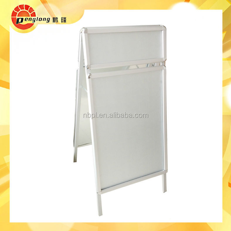 A Board A Frame Poster Stand,Advertising Board,Pavement Sign With ...