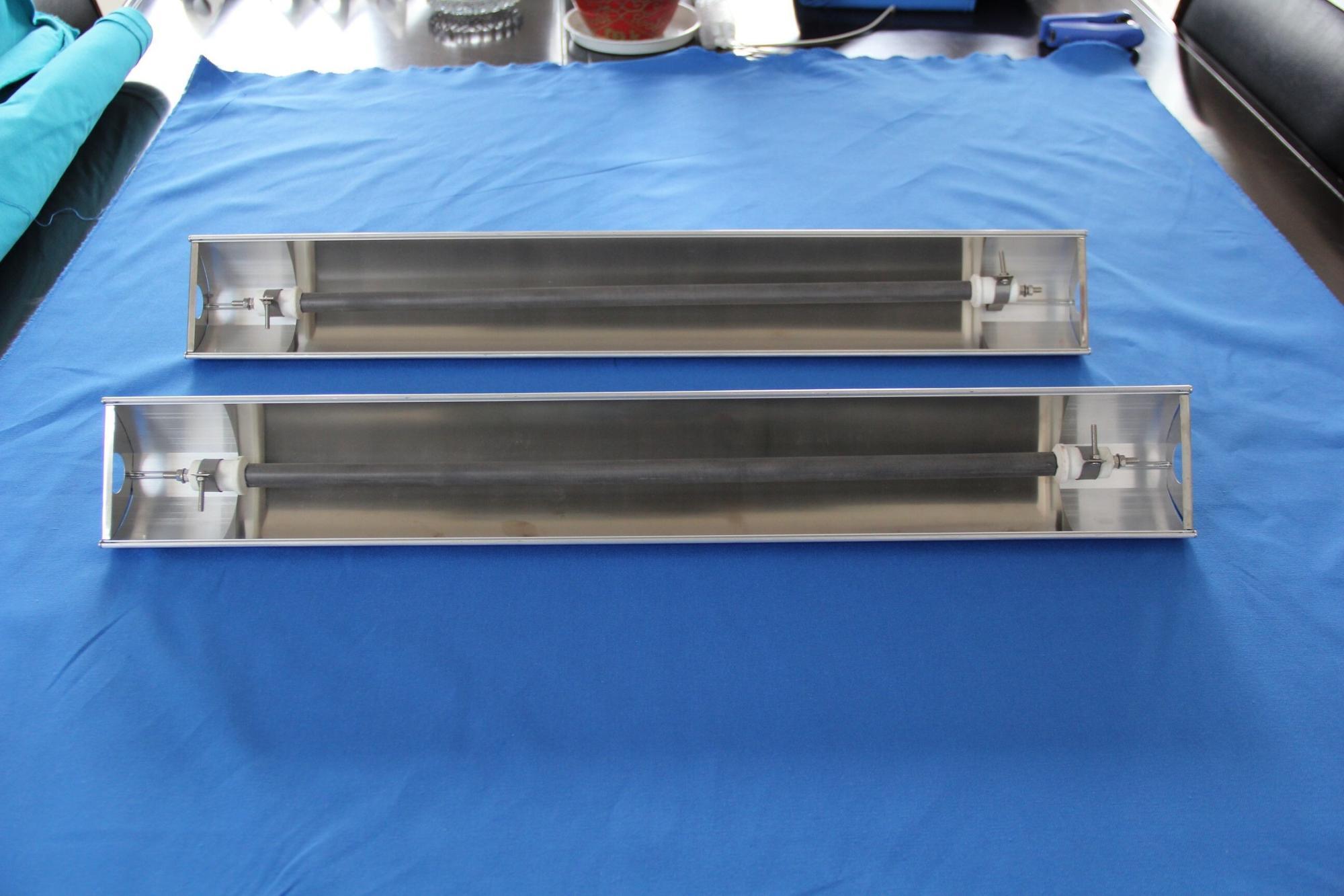 HT-PHC004 आंगन आउटडोर हीटिंग चीनी मिट्टी अवरक्त हीटर