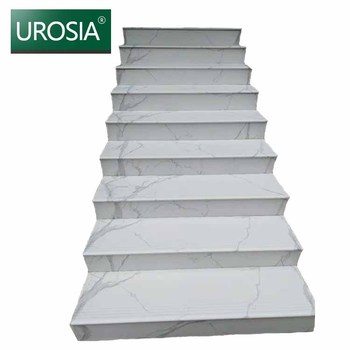 300x1200 20mm anti slip non slip indoor step staircase steps tiles ,marble stair tile ,marble for stairs