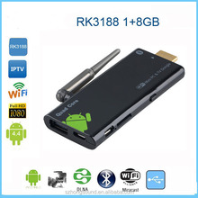 Rockchip 3118 Android Smart TV Stick with Remote Control
