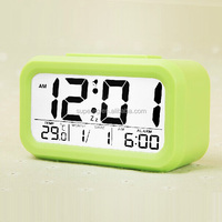 Smart Backlight Alarm Clock with Dimmer Smart Table Clock