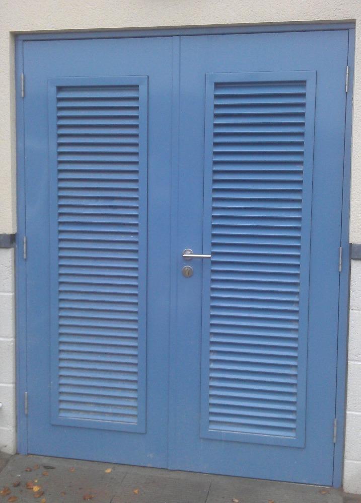 Metal Double Doors double hung steel door, double hung steel door suppliers and
