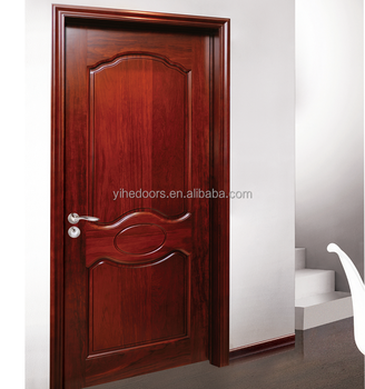 China High Quality Simple Solid Wooden Door Design For Hotel Doors