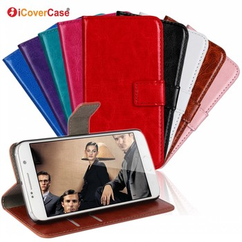 Hot Selling Retro Crazy Horse Wallet PU Leather Case for Samsung Galaxy S3 S4 S5 Mini S6 Edge S7 S8 S8 Plus Cover