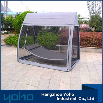 2017 Large outdoor Canopy swing bed with mosquito netnew design garden swing bed & 2017 Large Outdoor Canopy Swing Bed With Mosquito NetNew Design ...