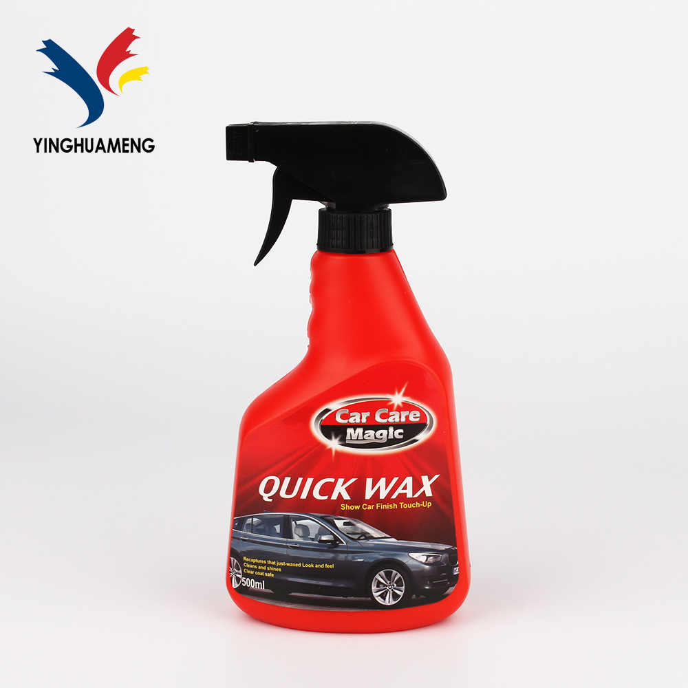 Car Care Magic Quick Wax Cleans And Shines Show Car Finish Touchup - Show car cleaning products