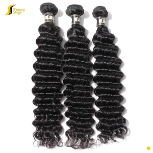 Virgin afro kinky human hair for braiding,Loose deep curly 100% human hair brazilian ombre color jumbo braid 100 braiding hair