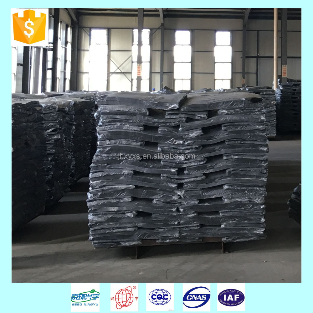Environmental natural reclaimed rubber