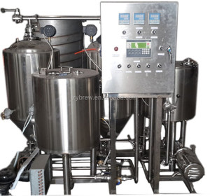 micro home brewery 50L,homebrew beer manufacturing machine