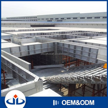Aluminum Formwork System 300 Cycle Times Waterproof And Fireproof Concrete Column Forms