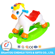 High quality ride on car electric rocking horse toy for baby