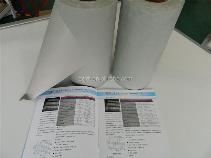 BIADESIVO Conducibilità Termica Isolante Nastro Silicone Panno 0.3 mm