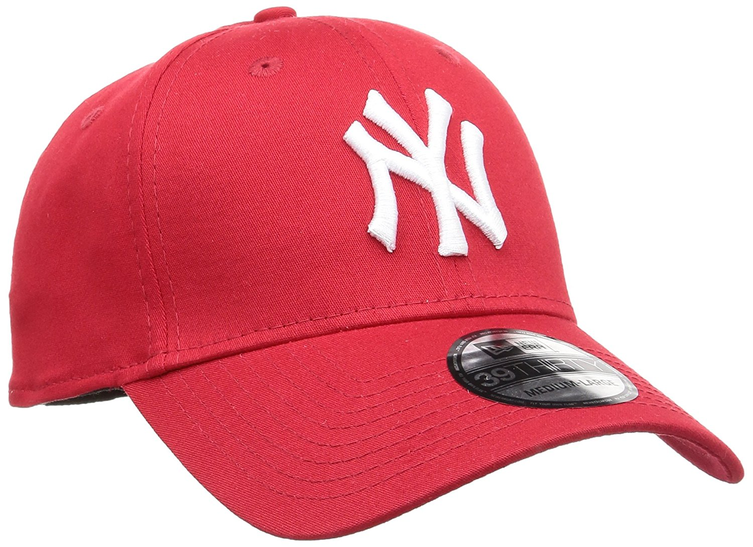 Buy New Era 39Thirty Flexfit Cap - NY YANKEES red   white in Cheap ... f52189835