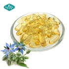 OEM Borage Oil 500mg 1000mg GLA Softgel Omega 3 6 9 Softgel Capsules