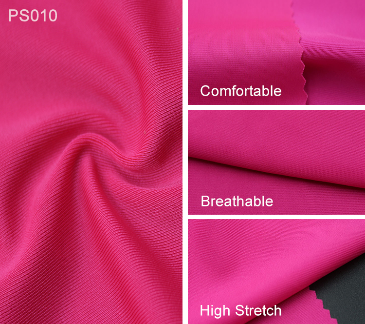 China Suppliers Breathable 70D Yarn 240gsm 75 Nylon 25 Lycra Spandex Fabric For Shapewear