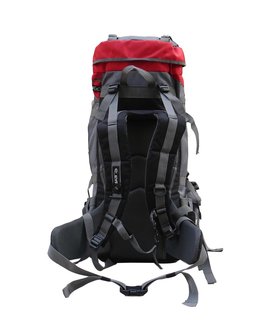 EMS Free!! 70L climbing mountaineering bags Backpack Outdoor waterproof backpack travel bag Embroidered wholesale !