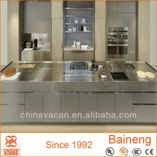 Stainless Steel Kitchen Cabinet Pantry Design Directly From China ...
