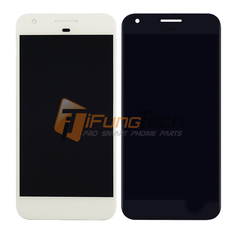 For HTC Google Pixel Nexus S1 LCD Display With Touch Screen Digitizer Assembly Original Replacement Parts