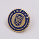 Custom logo products round hard enamel pins and badges