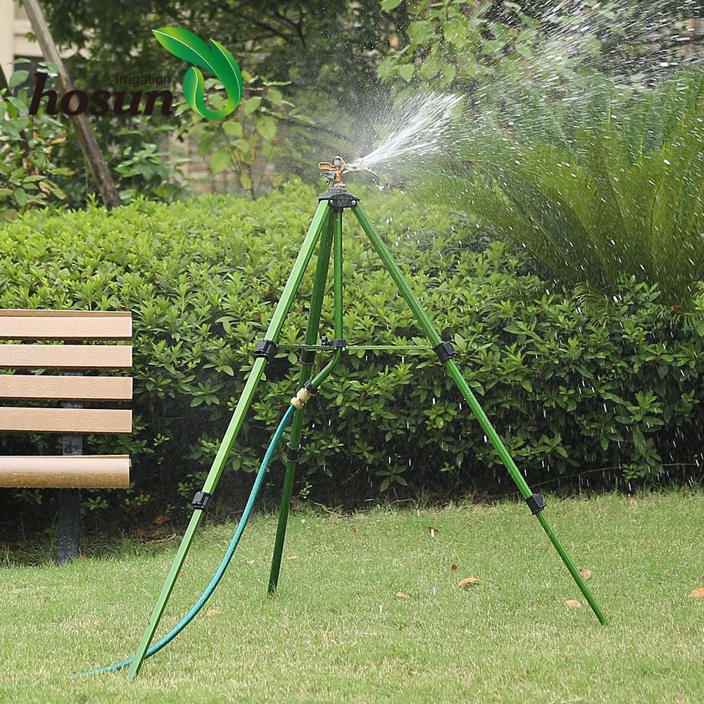 High quality aluminum tripod sprinkler