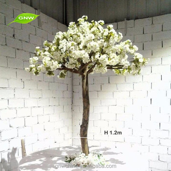 Gnw silk flower centerpieces artificial white cherry blossom tree gnw silk flower centerpieces artificial white cherry blossom tree for wedding decoration mightylinksfo