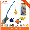 Children pretend play small plastic fishing game toy for sale