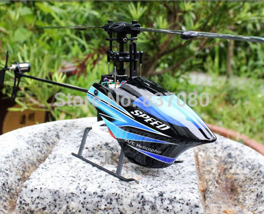 WLTOYS WL V933 2.4g 6CH 6 Channel Remote Radio Control RC Helicopter RC