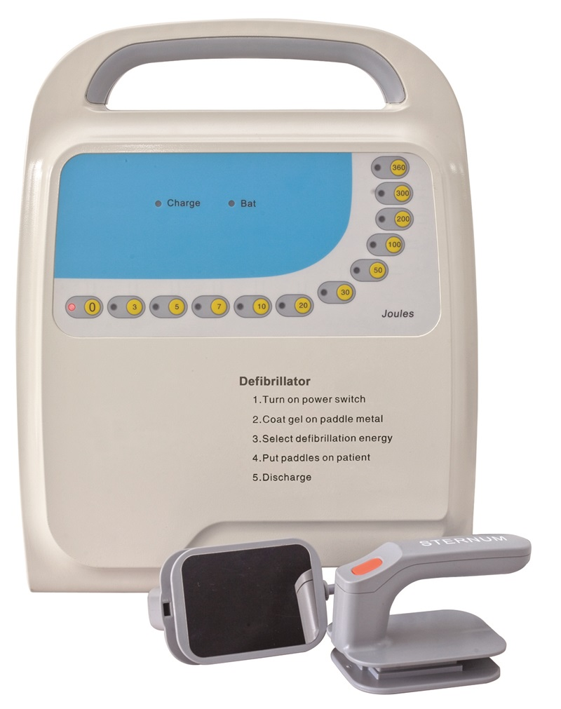 Br-df05 Portable Defibrillator Mobile Defibrillator Cost Used Aed Machines  - Buy Portable Aed Units,Used Aed Machines,Aed Device Cost Product on