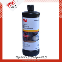 Car care product 3m car polish wax