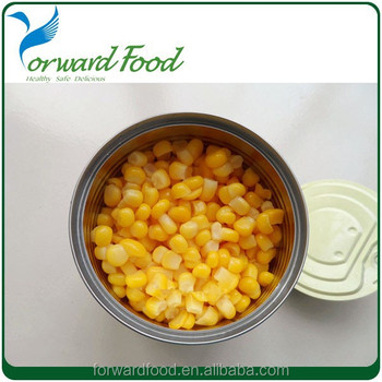 2015 Canned Sweet Corn In Tin Sweet Kernel Corn Salty Vegetables ...