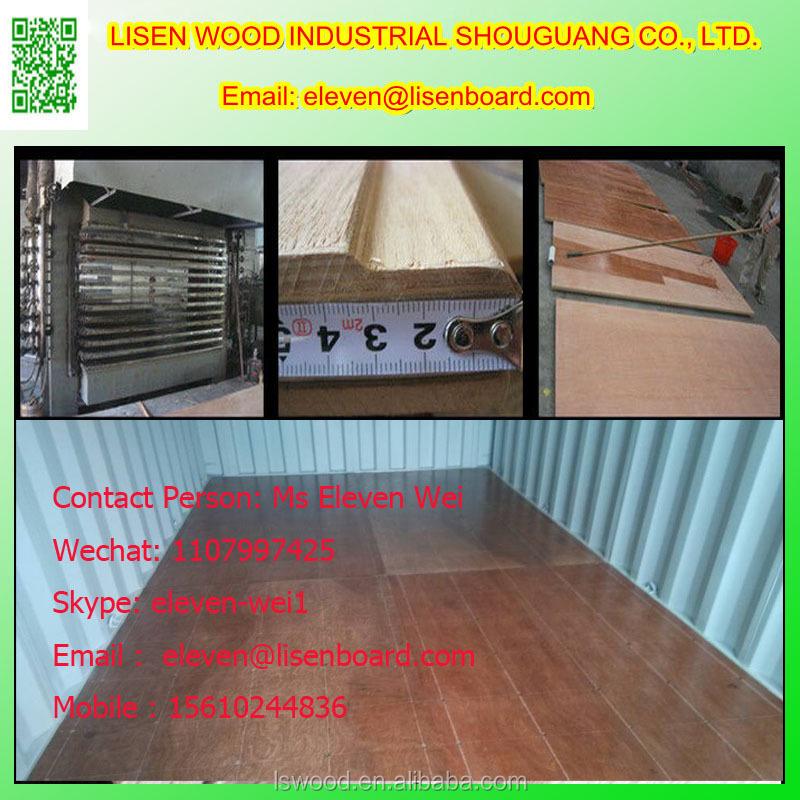 Container Repair Flooring Trailer Woodmarine Plywood Used For