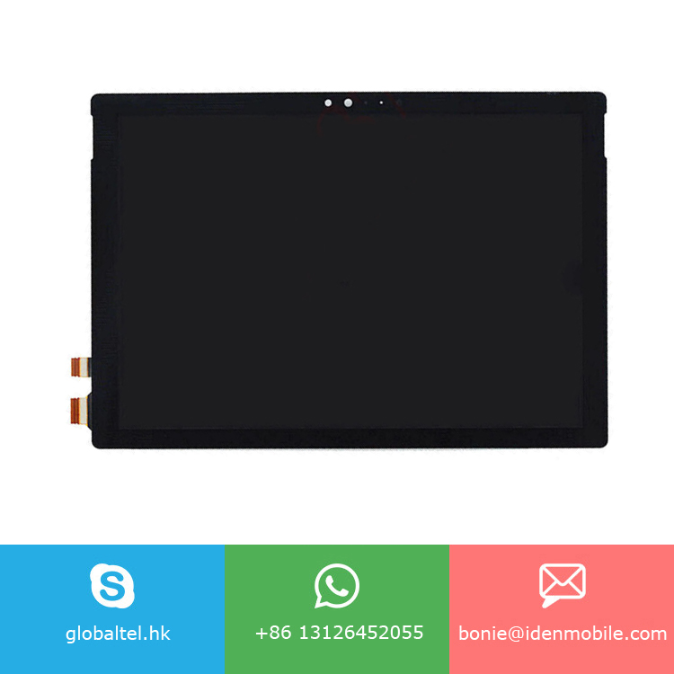 12.3 inch LCD Touch digitizer Display Screen Assembly For Microsoft Surface Pro 4 1724 V1.0