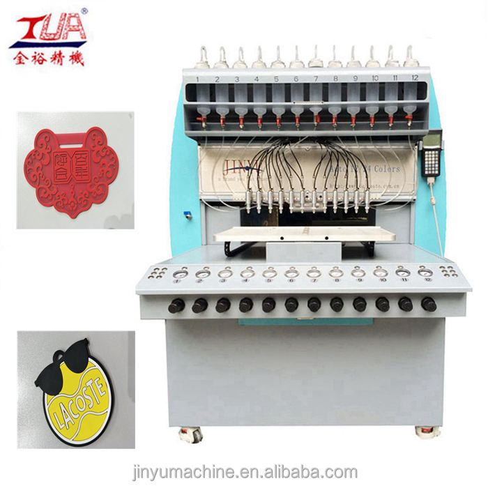Dongguan Save manpower soft glue drop machine price