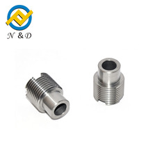 High precision custom tungsten carbide jet nozzle