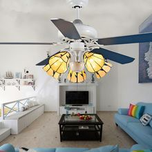 "Brushed Chrome Hunter Fanaway 42"" Ceiling Fan W/Clear Acrylic Blades"