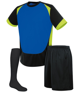 Youth Soccer Uniforms Sets Soccer Football Jersey Dress Kids Brazil Soccer Jersey Unifiorm