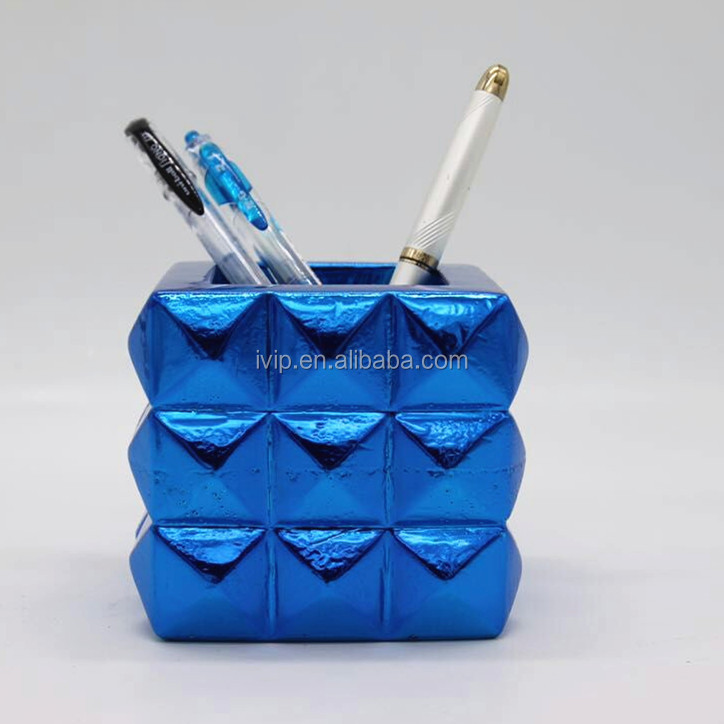 IVIP Case Nano Coating Blue Paint Chrome Plating Spray Box