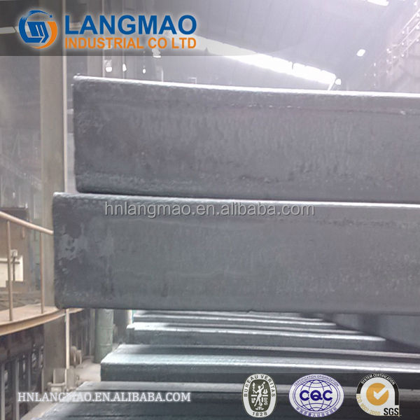 Square Steel Billets 3sp & 5sp Grade From 60*60 To 150*150
