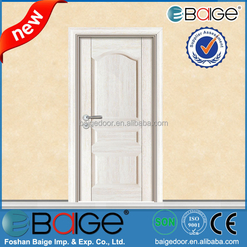 BG-MW9103 Latest Wooden Interior Design Doors Images for Bedrooms