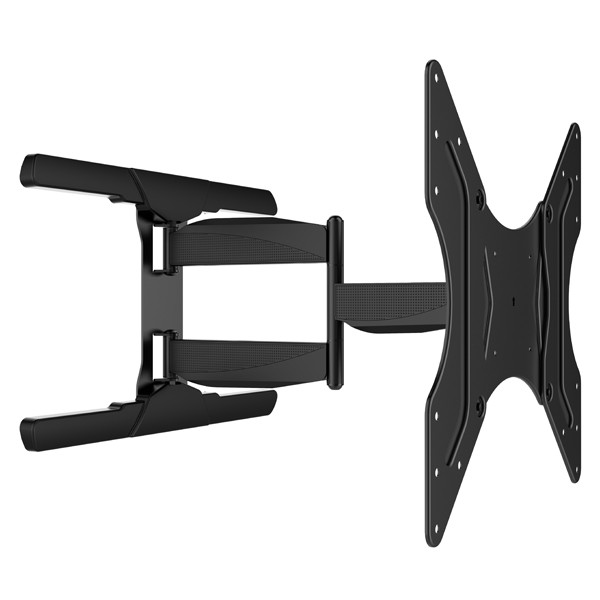 Full Motion Ultra thin <strong>Swivel</strong> Articulating <strong>TV</strong> Wall mount <strong>Bracket</strong> for 23''-46''