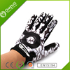 White Bicycle Cycling Gloves Motorbike Gloves Motor Cross Off Road Bike Gloves
