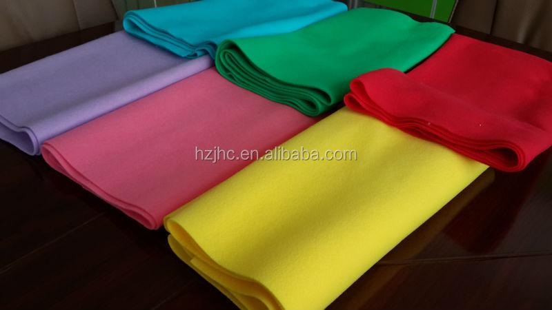 China Polyester Self Adhesive Needle Punched Nonwoven Felt Back ...