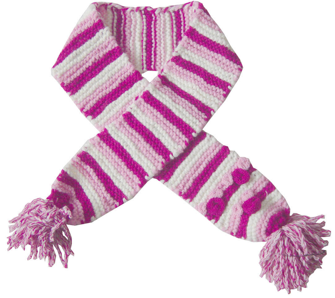 Child Scarf Knit Pattern Awesome Decoration