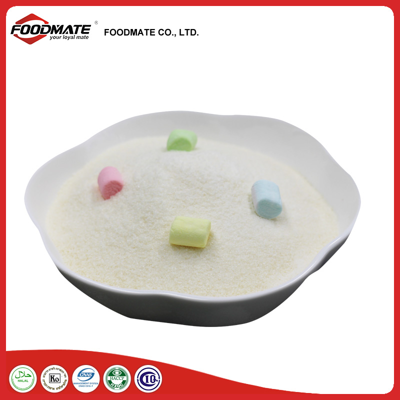 Unflavored Fish Gelatin for Marshmallow