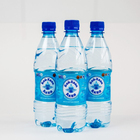 100% pure drinking natural mineral bottled water