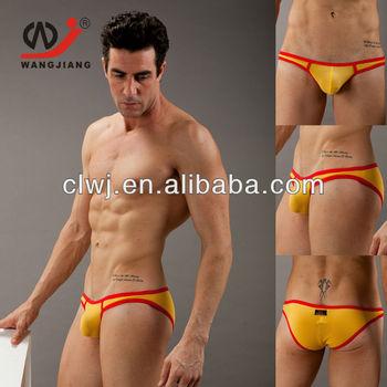 39498744e8c7 Wangjiang Men's Mesh Underwear Guangzhou Lingerie - Buy Men's ...