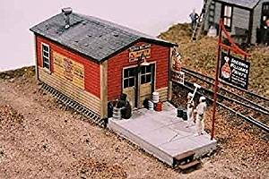 (USA Warehouse) JL Innovative 441 HO F.S. Jones Painting Building Wooden Kit **ITEM#NO: 43E8E-UFE6 C2A14906